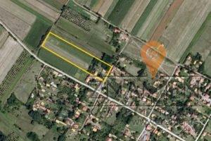 Poljoprivredno zemljište sa objektima Blace
