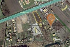 Građevinsko zemljište Pančevački put